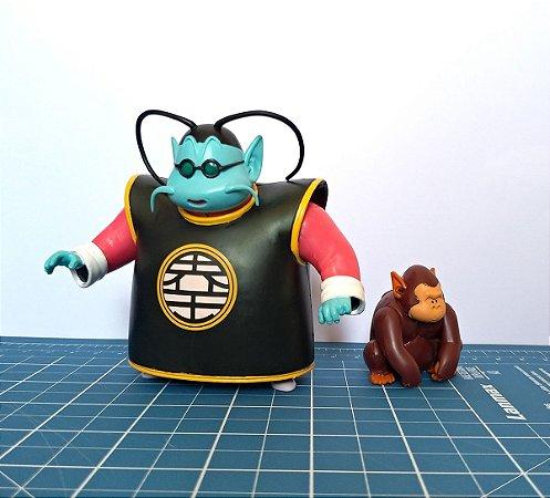 Senhor Kaioh King Kai Dragon Ball Z Action Figure 9,3 cm