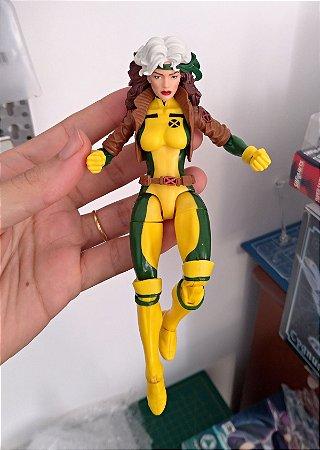 Vampira Rogue X-Men Marvel Legends Retro Action Figure