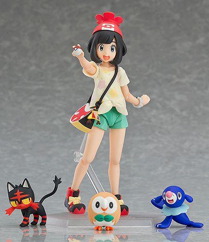 Selene + Popplio + Rowlet + Litten - Pokémon - Mizuki figma