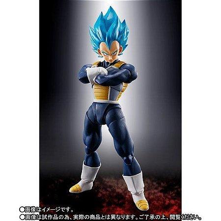 Vegeta Super Saiyan Blue/Red 2.0 - S.H.Figuarts Bandai - Saiyajin Azul