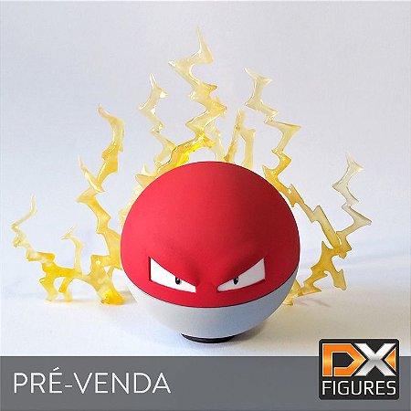 [ Pré-venda (50%) do Valor Total ] Voltorb DX FIG-002 + Effect - Pokémon Figure
