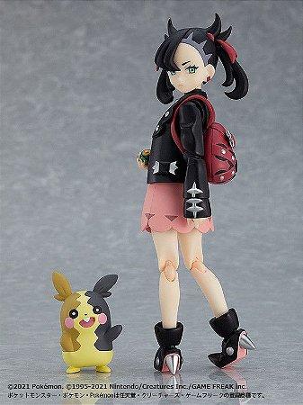 [ Pré-venda ] Marnie & Morpeko - Pokémon figma #514 - Max Factory