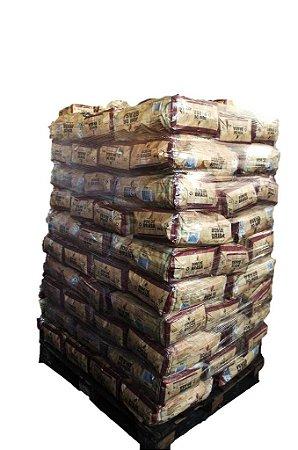Palete 80 unidades Carvão Seleção Premium 4 Kg (R$13,00/pct)