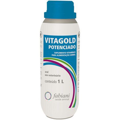 Vitagold Potenciado 1000ml Fabiani