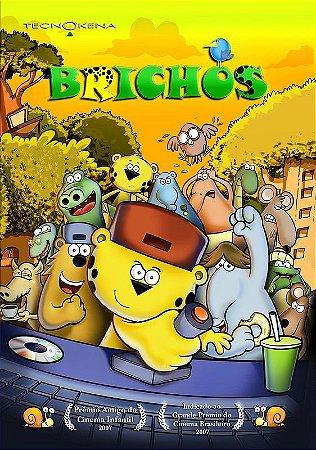 DVD - BRICHOS 1