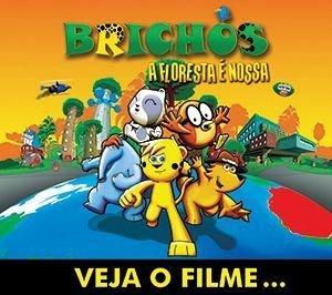 FLIPBOOK - Brichos 2 - A Floresta é Nossa