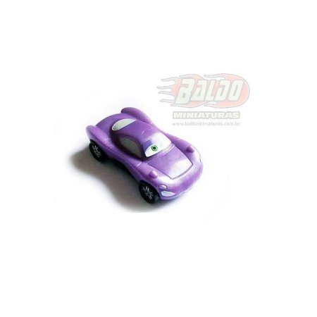 Cars Disney - Kinder Ovo - Holley Shiftwell