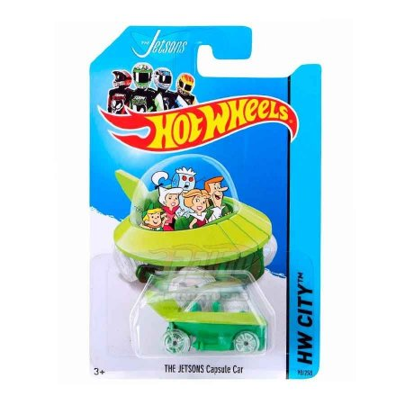 Hot Wheels - The Jetsons Capsule Car