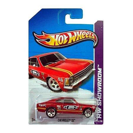 Hot Wheels - Chevrolet SS - Opala Vermelho