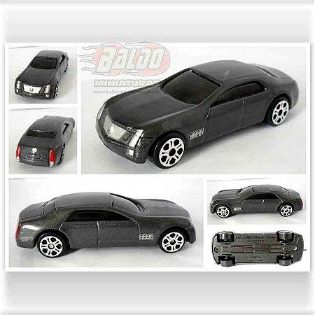Maisto - Cadillac Sixteen Concept - Cinza - 2003 - Sem cartela (loose)