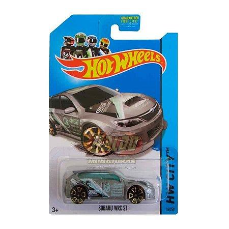 Hot Wheels - Treasure Hunts 2014 - Subaru WRX STI