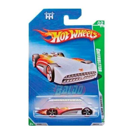Hot Wheels - Treasure Hunts 2010 - Chevroletor