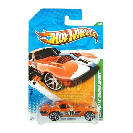 Hot Wheels - Treasure Hunts 2011 - Corvette Grand Sport