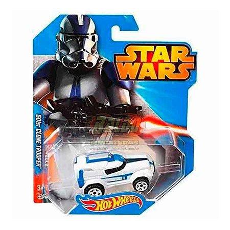 Hot Wheels - STAR WARS - 501st Clone Trooper