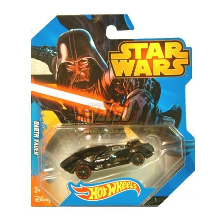 Hot Wheels - STAR WARS - Darth Vader