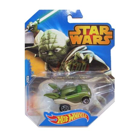 Hot Wheels - STAR WARS - Yoda