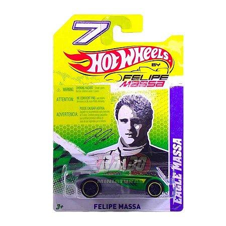 Hot Wheels - Eagle Massa (Felipe Massa)