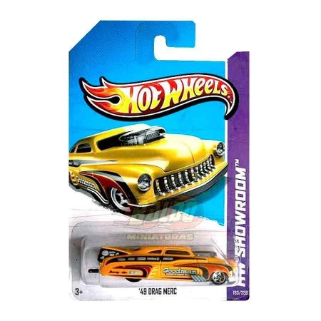 Hot Wheels - 49 Drag Merc