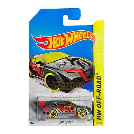 Hot Wheels - Treasure Hunts 2014 - Loop Coupe