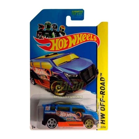 Hot Wheels - Treasure Hunts 2014 - Speedbox