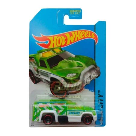Hot Wheels - Treasure Hunts 2014 - Rescue Duty