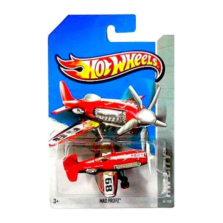 Hot Wheels - Mad Propz