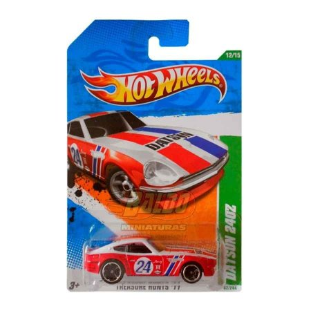 Hot Wheels - Treasure Hunts 2011 - Datsun 240Z