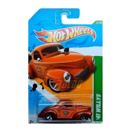 Hot Wheels - Treasure Hunts 2012 - 41 Willys