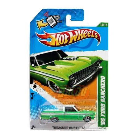 Hot Wheels - Treasure Hunts 2012 - 65 Ford Ranchero