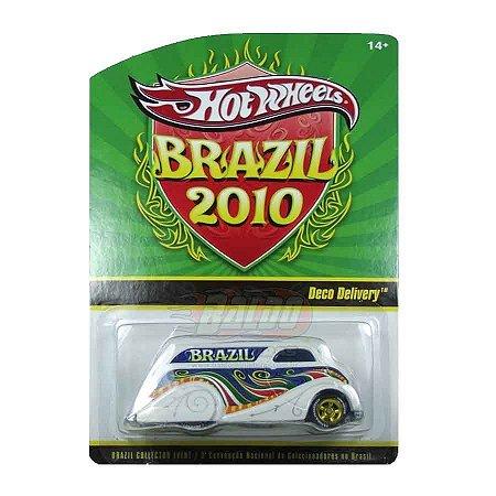 Hot Wheels - Deco Delivery - 3ª Convenção Nacional de Colecionadores do Brasil 2010
