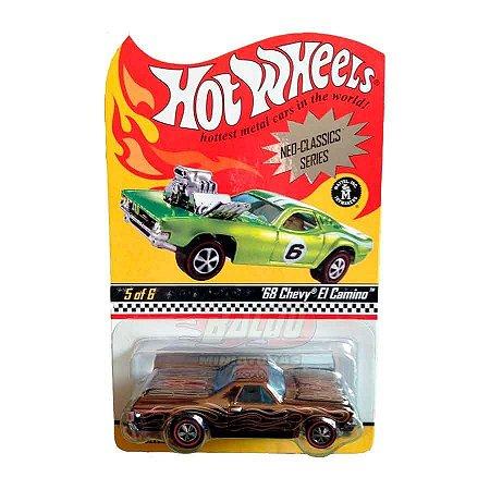 Hot Wheels - 68 Chevy El Camino - Neo Classics Series 6