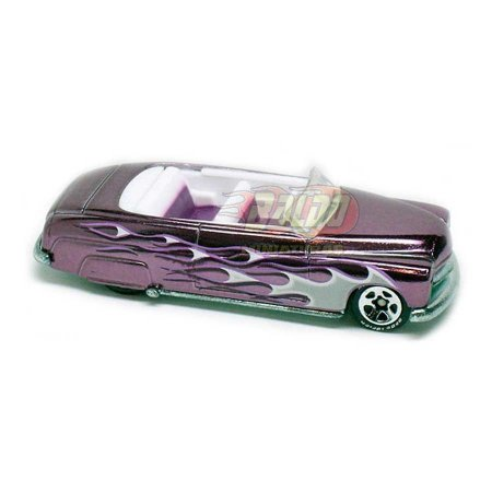 Hot Wheels - 49 Merc - Classics 2006 - Roxo - Sem cartela (loose)