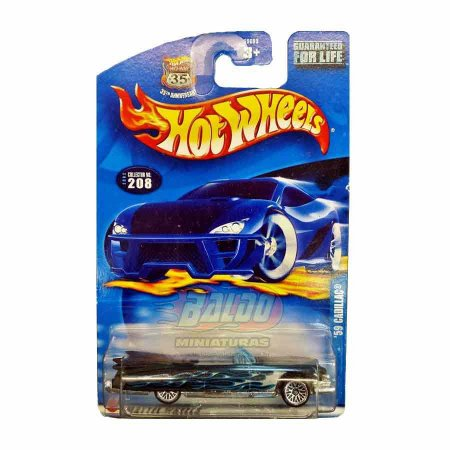 Hot Wheels - 35th Anniversary 2002 - 59 Cadillac