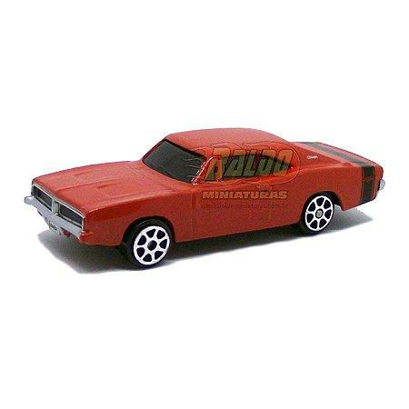 Maisto - 1969 Dodge Charger R/T - 2005 - Sem cartela (loose)