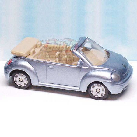 Maisto - Vw New Beetle Convertible - 2003/2004/2005 - Sem cartela (loose)