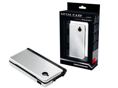 DSi - Metal Case Cor Prata
