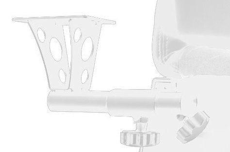 Gearshift Holder - Black (Suporte para câmbio G25 e G27)
