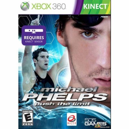 Xbox360 - Michael Phelps: Push the Limit