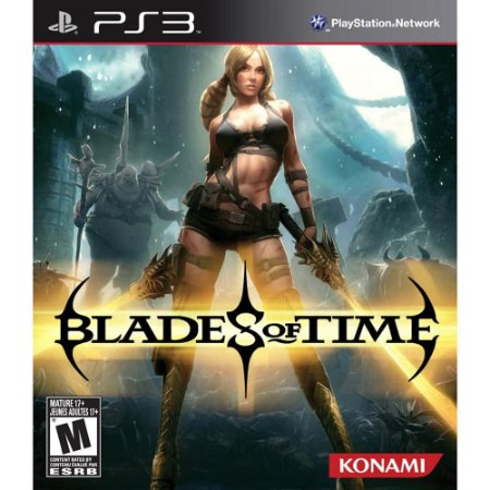 PS3 - Blades of Time