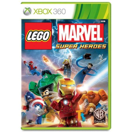 Xbox360 - Lego Marvel Super Heroes