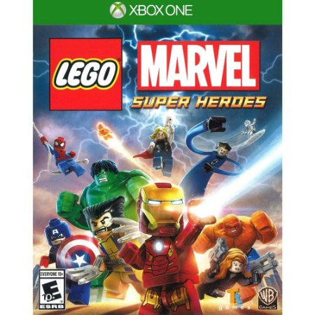 XboxOne - Lego Marvel Super Heroes