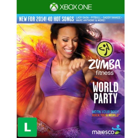 XboxOne - Zumba Fitness World Party