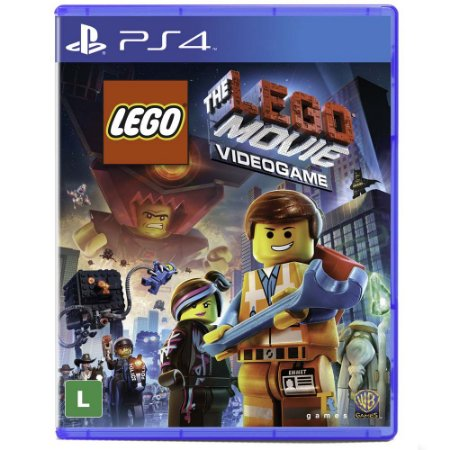 PS4 - Lego The Movie Videogame