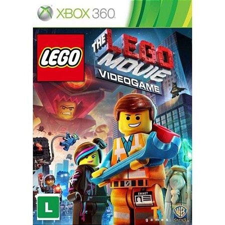 Xbox360 - Lego The Movie Videogame