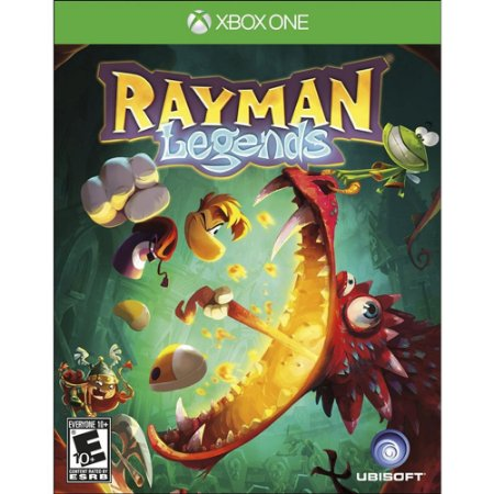 XboxOne - Rayman Legends