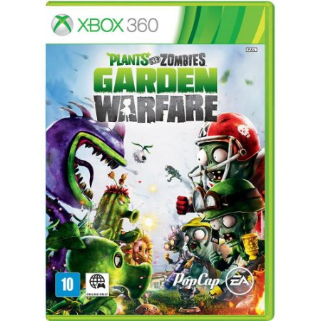 Xbox360 - Plants vs Zombies - Garden Warfare