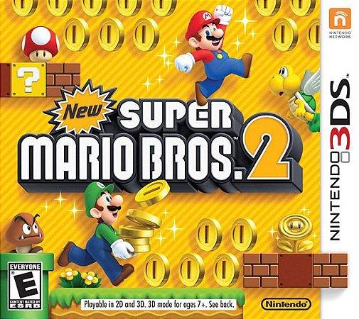3DS - New Super Mario Bros.2