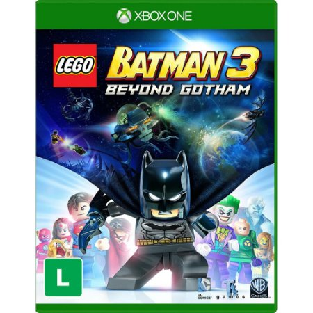 XboxOne - Lego Batman 3 - Beyond Gotham