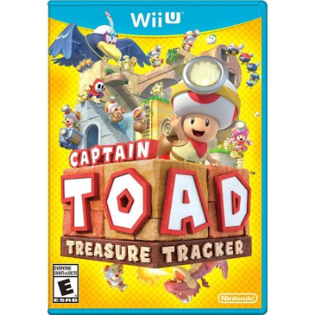 Wii U - Captain Toad: Treasure Tracker