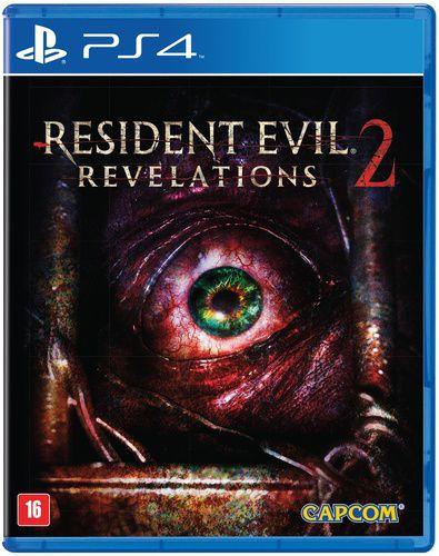 PS4 - Resident Evil Revelations 2